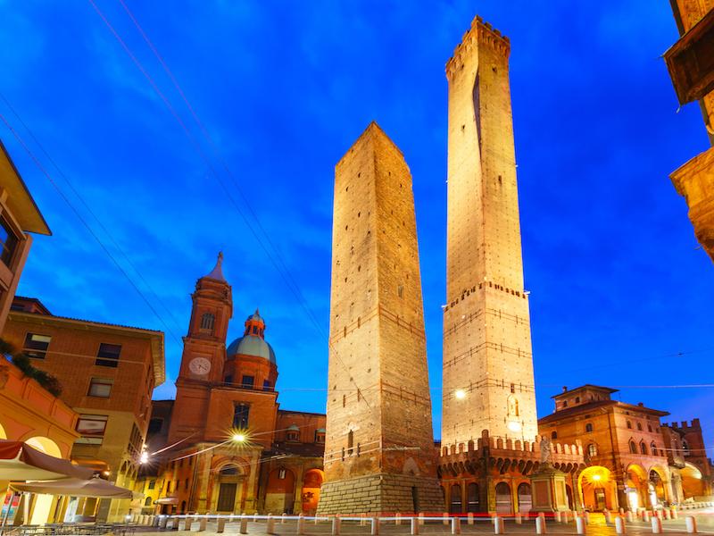 Bologna Travel Italy