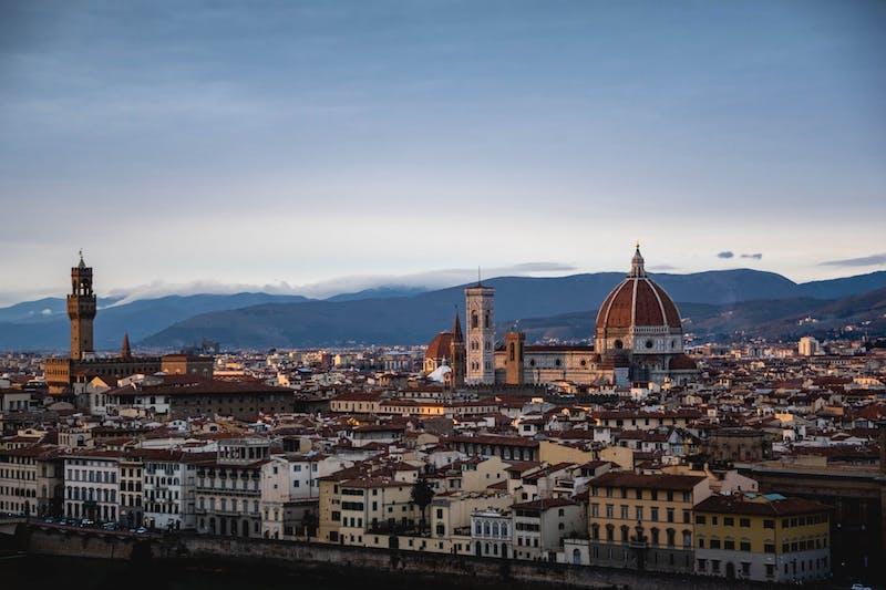 Travel Florence Tuscany Italy