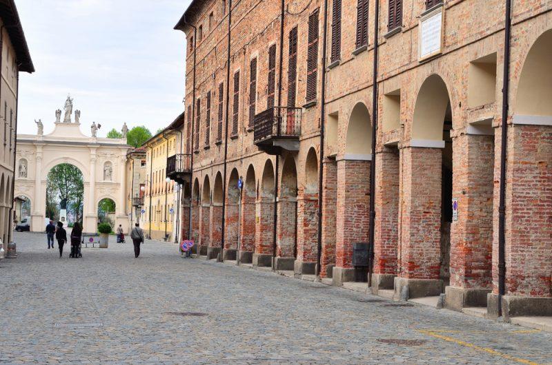 Cherasco Piedmont Travel Italy