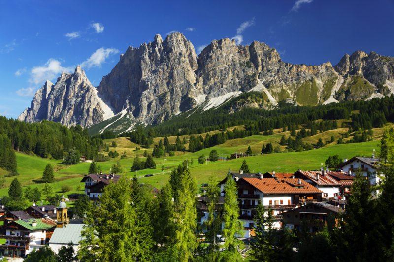 Dolomiti Italy travel Cortina