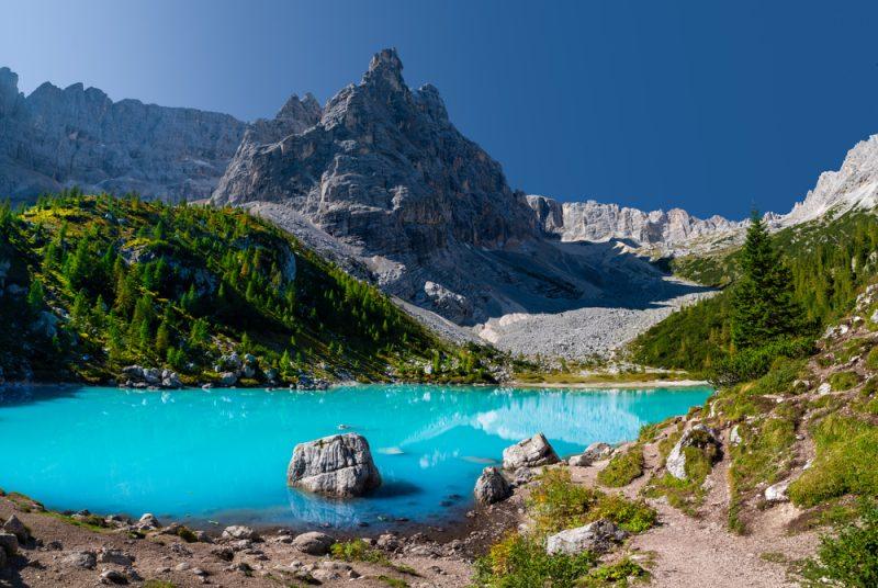 Dolomiti Italy Cortina Trip