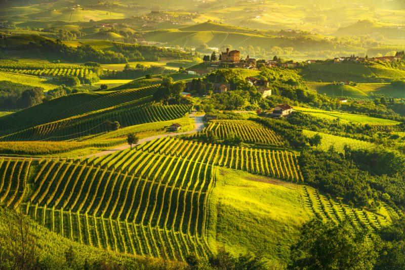 Langhe UNESCO Italy Travel