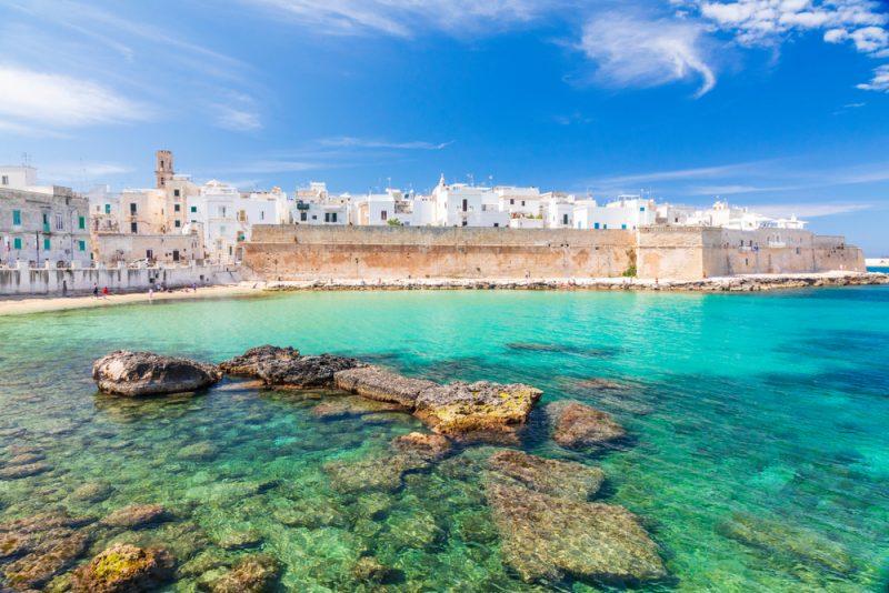 Monopoli Travel Apulia Italy