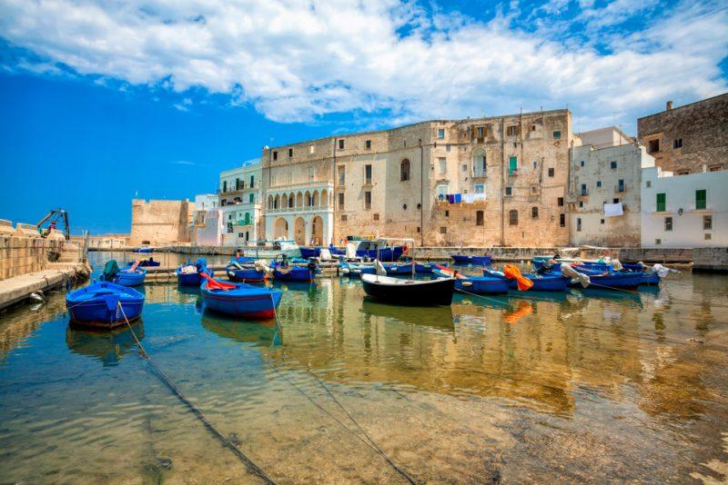 Travel Italy Puglia