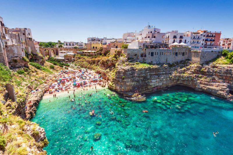 travel Italy Polignano a Mare