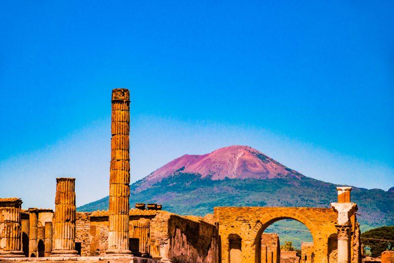 Pompei Italy Travel