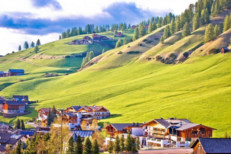 Travel Italy Alta Badia
