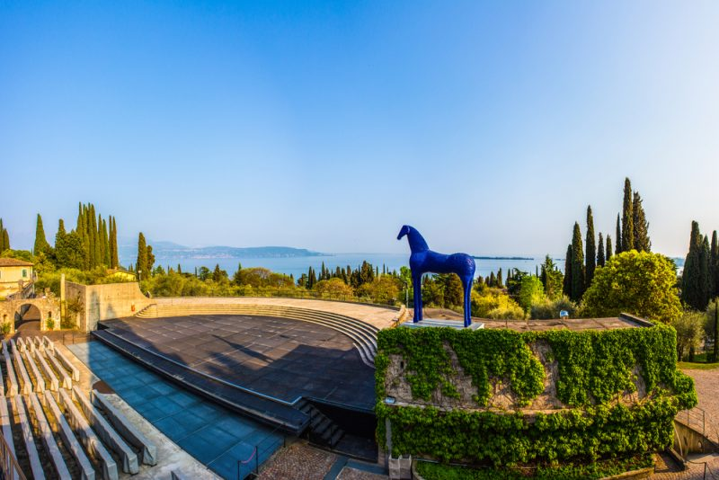 Vittoriale Lake Garda Travel