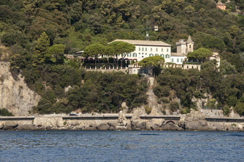 Abbey of Cervara Liguria Italy
