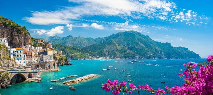 Amalfi Coast Travel Italy