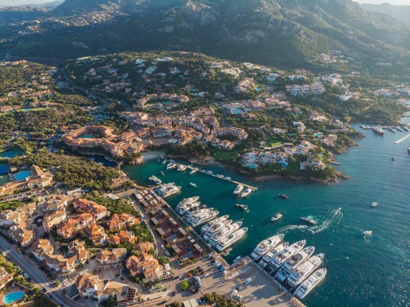 Costa Smeralda Sardinia Travel