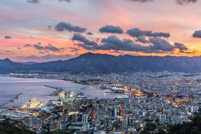 Palermo Sicily Travel