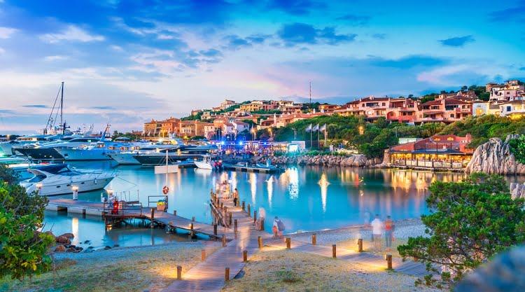 Porto Cervo Sardinia Travel Italy