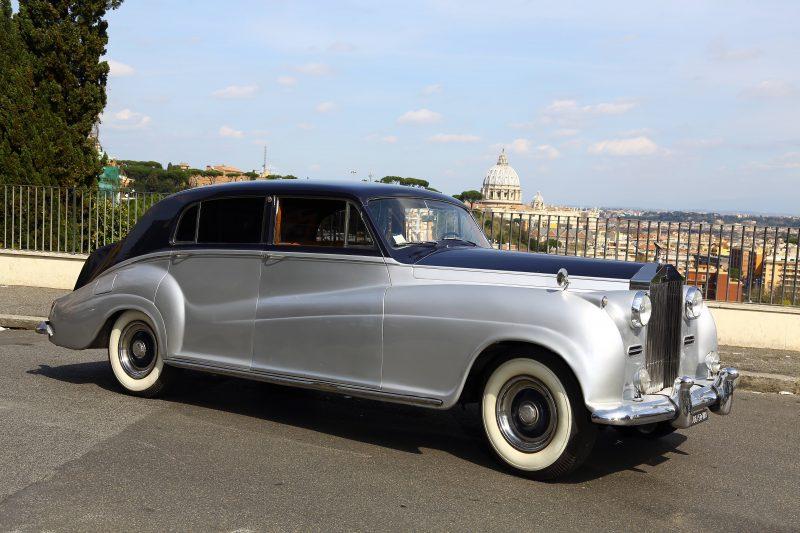 Rome Vintage Car Tour