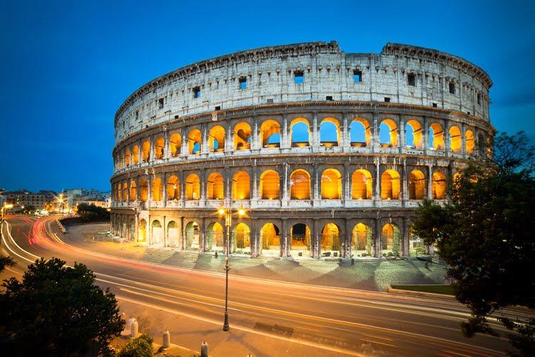 Rome Colosseum Travel Italy