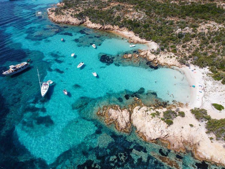 Sea Travel Italy Sardinia