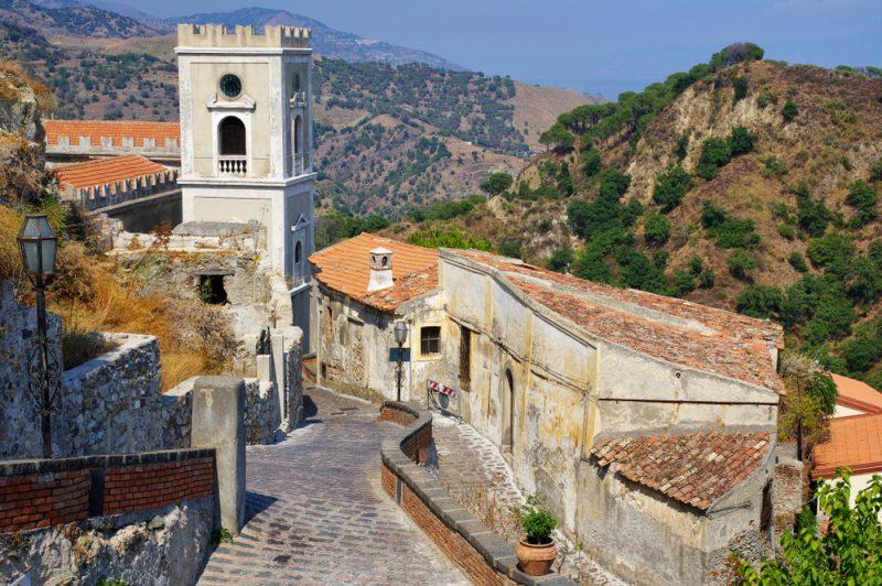 Savoca Sicily Travel Italy