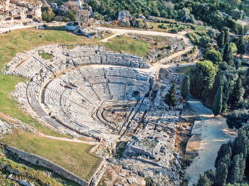 Archeology Sicily Travel