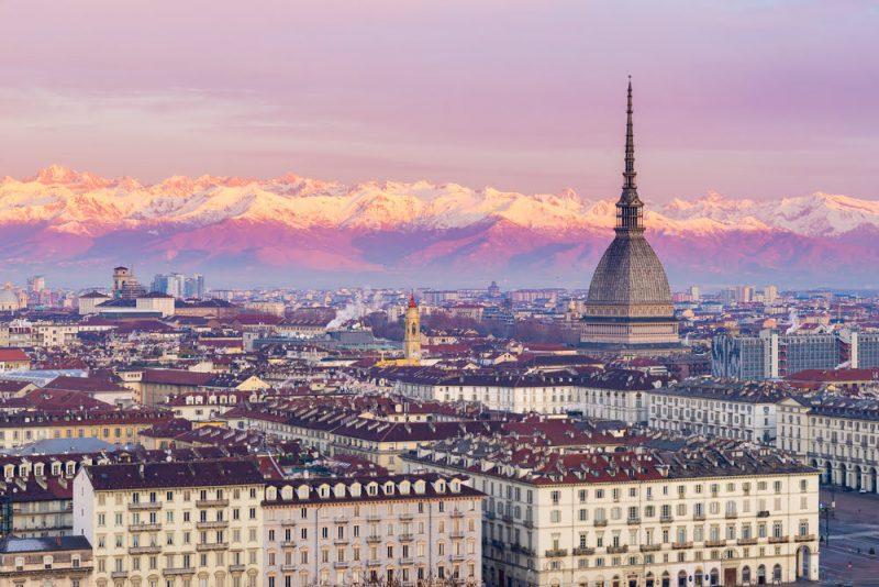 Travel Turin Piedmont