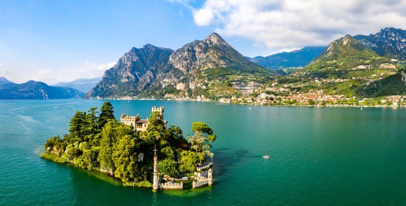 travel italian lakes Iseo