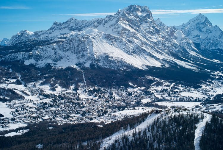 Snow Italy Travel Luxury Sport Winter