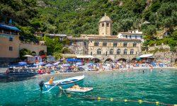 Italian Sea Travel Abbey of San Fruttuoso