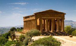 Agrigento Italy Archeology Travel