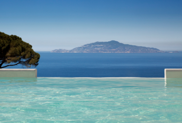 Pool Capri Island Travel Luxury