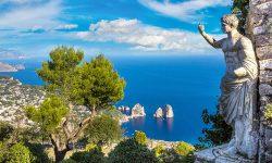 Capri Island Travel Italy