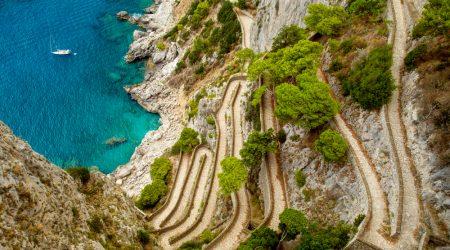 Capri Island Travel Dolce Vita Italy