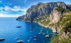 Capri Italy Travel