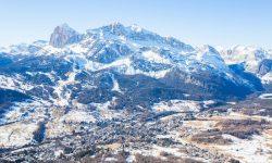 Cortina Ski Resort Italy Travel