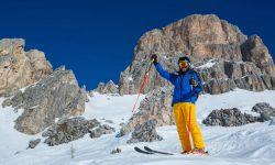 Dolomites Travel Snow Italy Cortina