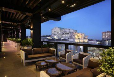Rooftop Milan Luxury Travel