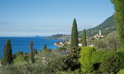 Gargnano Lake Garda Travel Italy