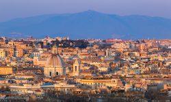 Gianicolo Rome