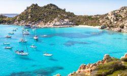 Travel Sardinia Sea Boat Yacht La Maddalena