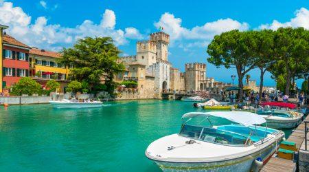 Italy Travel Lake Garda