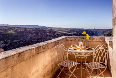 Travel Matera Sassi Luxury Breakfast