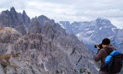 Dolomites Photo Trekking Cortina d'Ampezzo Mountain Italy