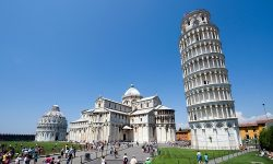 Pisa Italy Travel Leaning Tower
