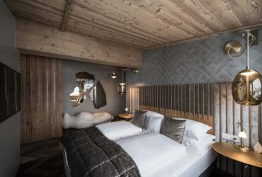 Luxury Suite Alpine Mountain Italy