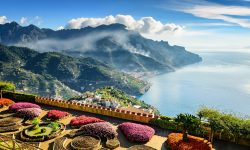 Ravello Almalfi Coast Travel Italy