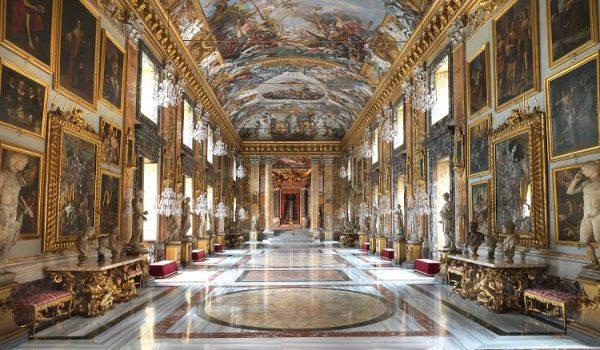 Palazzo Colonna Rome Art Travel Italy Noble