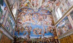 Sistine Chapel Rome Vatican Private Tour Michelangelo