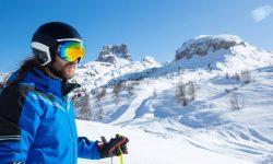 Cortina D'Ampezzo Winter Travel Dolomites