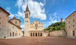 Spoleto Travel Italy Umbria