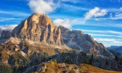 Dolomites Mountain Italy Trekking