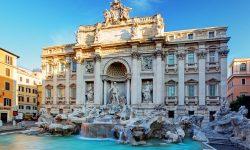 Trevi Fountain Rome Travel