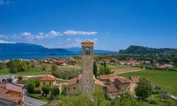 Italy Travel Lake Garda Valtenesi